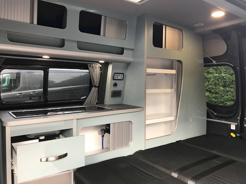 Ford Transit Custom Auto camper 170ps ltd Classic Hi line - 19