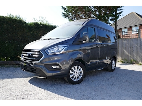 Ford Transit Custom Auto camper 170ps ltd Classic Hi line