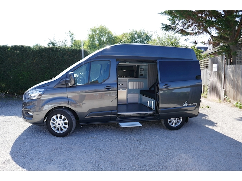 Ford Transit Custom Auto camper 170ps ltd Classic Hi line - 2