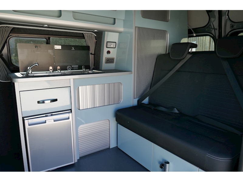Ford Transit Custom Auto camper 170ps ltd Classic Hi line - 18