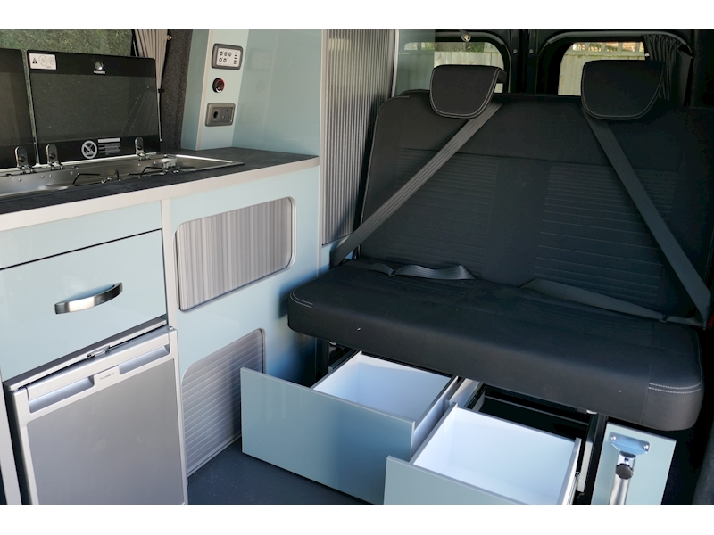 Ford Transit Custom Auto camper 170ps ltd Classic Hi line - 26