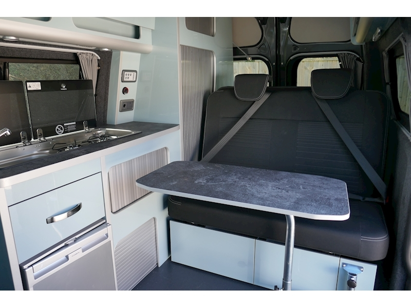 Ford Transit Custom Auto camper 170ps ltd Classic Hi line - 29
