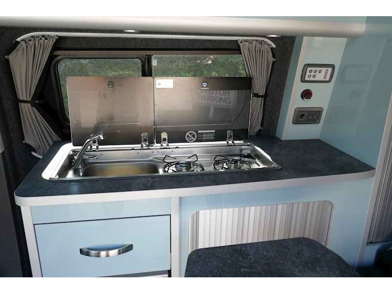 Ford Transit Custom Auto camper 170ps ltd Classic Hi line - 20
