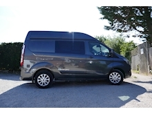 Ford Transit Custom Auto camper 170ps ltd Classic Hi line - Thumb 3