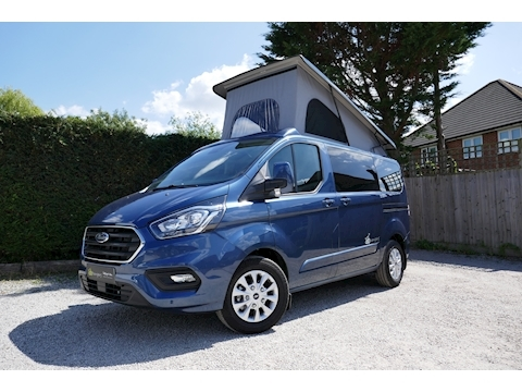 Ford Transit Custom 170ps limited Auto Camper pop top Leisure van