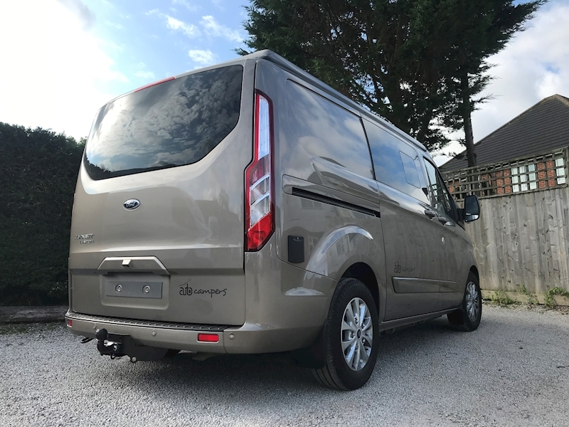 Ford Transit Custom Auto Camper Pop Top Day Van 170ps Euro 6 - 1