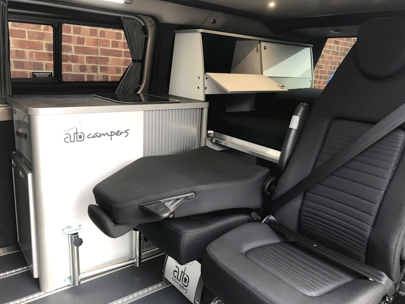 Ford Transit Custom Auto Camper Pop Top Day Van 170ps Euro 6 - 12