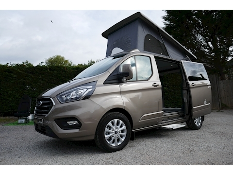 Ford Transit Custom Auto Camper Pop Top Day Van 170ps Euro 6