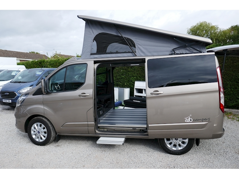 Ford Transit Custom Auto Camper Pop Top Day Van 170ps Euro 6 - 4
