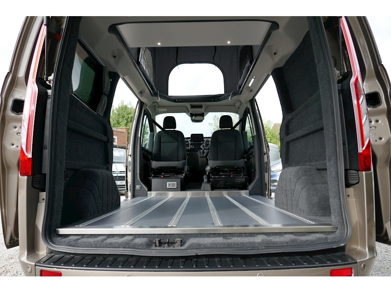 Ford Transit Custom Auto Camper Pop Top Day Van 170ps Euro 6 - 10
