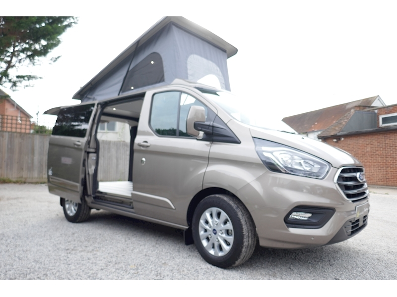 Ford Transit Custom Auto Camper Pop Top Day Van 170ps Euro 6 - 6