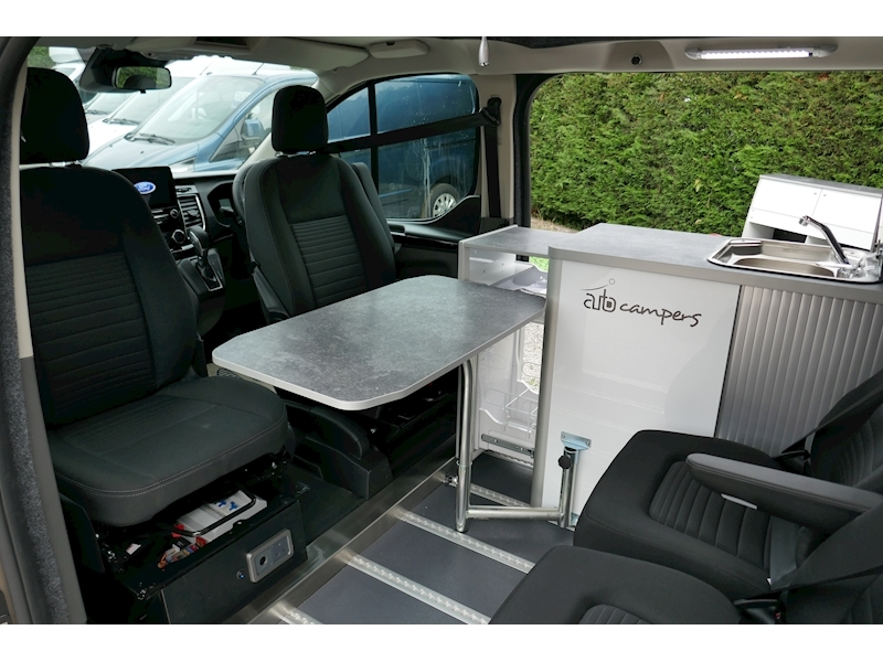 Ford Transit Custom Auto Camper Pop Top Day Van 170ps Euro 6 - 17