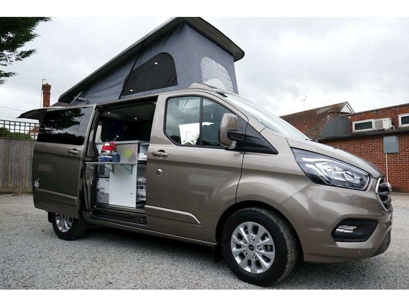 Ford Transit Custom Auto Camper Pop Top Day Van 170ps Euro 6 - 7