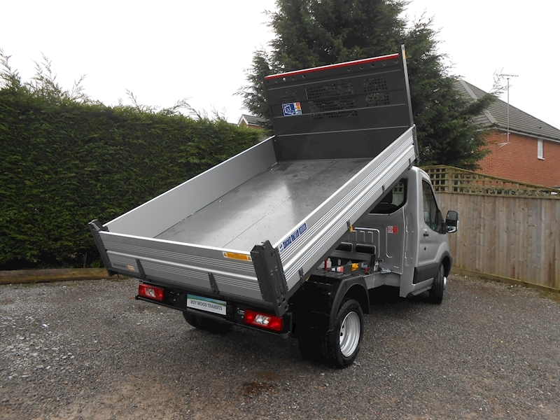 Transit 350 L2 Bison Tipper 2.0 170ps Large towing capacity 1996 2dr Tipper Manual Diesel