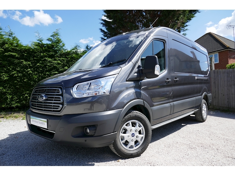 Transit 350 L3 H2 Trend Air Automatic 2.0 170ps Van 1996 5dr Panel Van Automatic Diesel