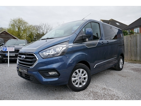 Ford Transit Custom Auto Camper, 170ps, Lo-Line, Day Van