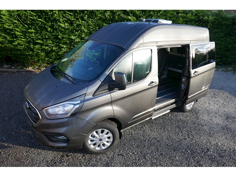 Ford Transit Custom Auto Camper Day Van Hi-line 130ps Limited - 1