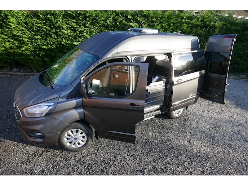 Ford Transit Custom Auto Camper Day Van Hi-line 130ps Limited - 3
