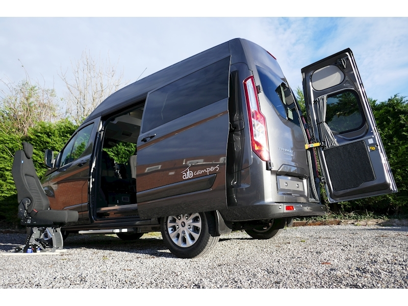 Ford Transit Custom Auto Camper Day Van Hi-line 130ps Limited - 12
