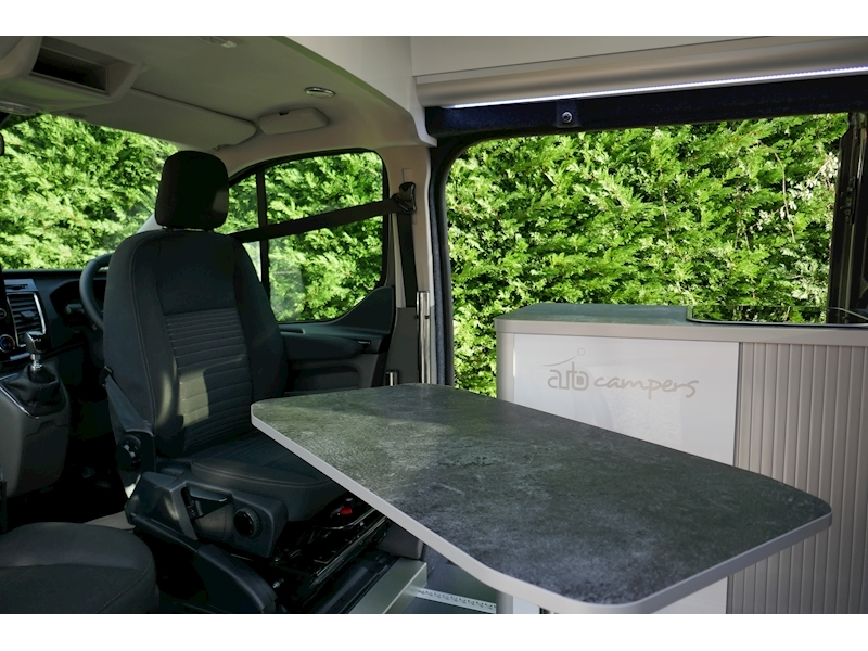 Ford Transit Custom Auto Camper Day Van Hi-line 130ps Limited - 41