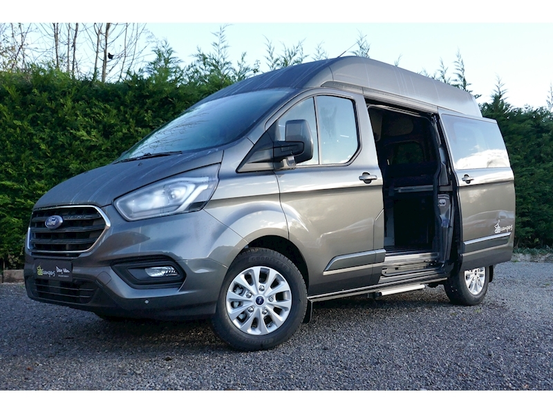 Ford Transit Custom Auto Camper Day Van Hi-line 130ps Limited - 2