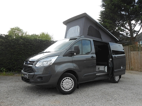 Ford Transit Custom 290 Trend Pop Top Camper 2.2 100ps Six Speed