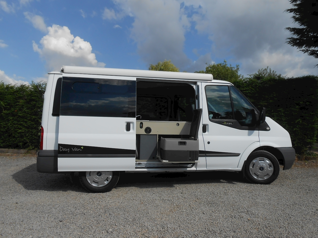 Used Ford Transit 260 Swb Low Roof Auto Camper Day Van