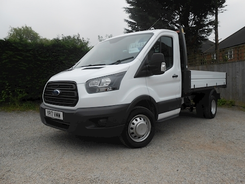 Transit 350 L2 One Stop Tipper - 130ps Euro 6 - Low miles - Excellent condition 2.0 2dr Tipper Manual Diesel