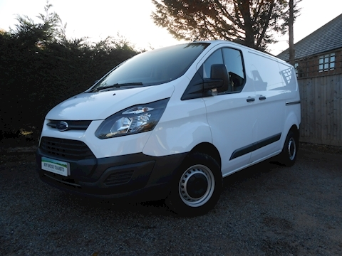 Ford Transit Custom 290 L1 H1 Base 2.0 105ps Euro 6 Van - 2,400mm load length