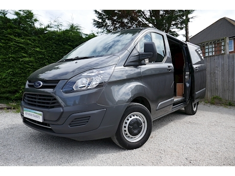 Transit Custom 290 L1 Base 2.0 105ps Euro 6 Van - Ford Warranty to June 2021 2.0 5dr Panel Van Manual Diesel