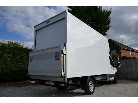 Transit 350 L4 Luton Tail Lift 4.1m Load length - FWD for higher payload 2.0 2dr Luton Manual Diesel