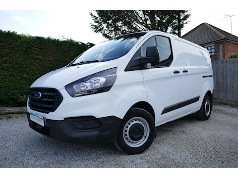 Ford Transit Custom 300 Base L1 H1 2.0 105ps Euro 6 Van - Low miles - Great condition