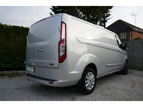 Transit Custom 300 Limited L2 H1 2.0 130ps Euro 6 Van - 2,800mm load length 2.0 5dr Panel Van Manual Diesel