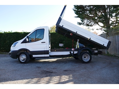 Transit 350 L2 One Stop Tipper 2.0 130ps Euro 6 DRW RWD - Excellent condition Tipper 2.0 2dr Tipper Manual Diesel