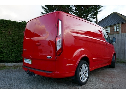 Transit Custom 290 Sport L1 H1 2.0 170ps - Genuine EXCELLENT condition all round 1995 5dr Panel Van Six speed manual Diesel