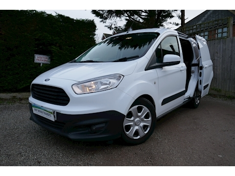 Transit Courier Trend Tdci Euro 6 - Excellent condition - Great little van to drive 1.5 5dr Panel Van Manual Diesel