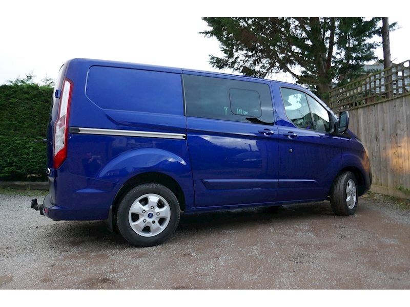 Ford Transit Custom image 9