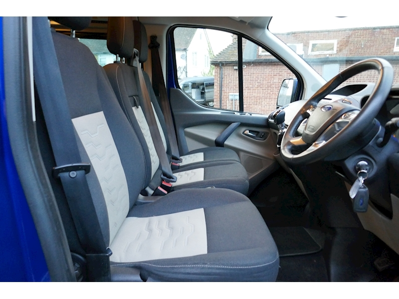 Ford Transit Custom image 23