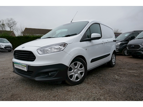 Ford Transit Courier Trend Tdci Euro 6 - Excellent condition - Great little van to drive