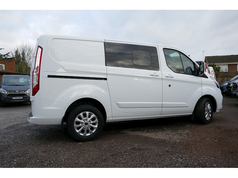 Ford Transit Custom image 5