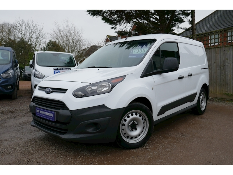 Transit Connect 220 Swb Base 1.5 75ps Euro 6 Diesel van - Very Low Miles - Great condition 1.5 5dr Panel Van Manual Diesel