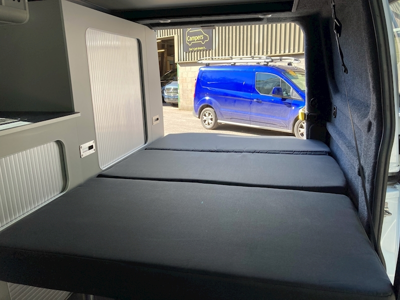 Ford Transit Custom Auto Camper pop top Eco line 130ps - 18