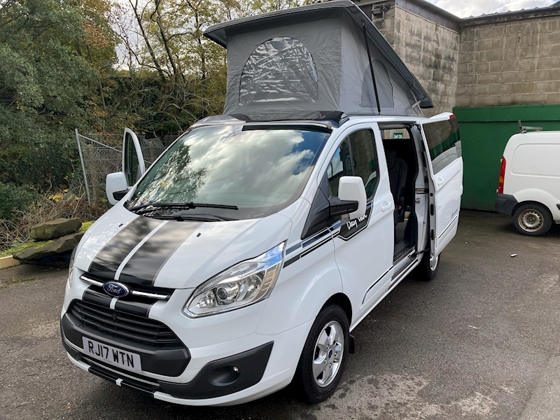 Transit Custom 290 Limited L1 H1 Van 2.0 130ps Euro 6 2.0 5dr Panel Van Manual Diesel