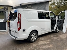 Ford Transit Custom Auto Camper pop top Eco line 130ps - Thumb 1