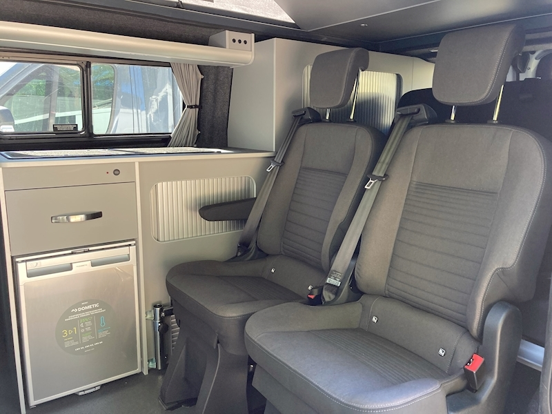 Ford Transit Custom Auto Camper pop top Eco line 130ps - 10
