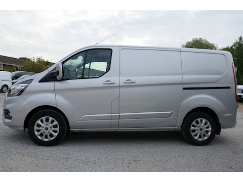 Ford Transit Custom Limited 300 Euro 6, 2.0 130ps L1 H1
