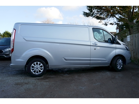 Ford Transit Custom Limited 300 Euro 6, 2.0 130ps L2 H1
