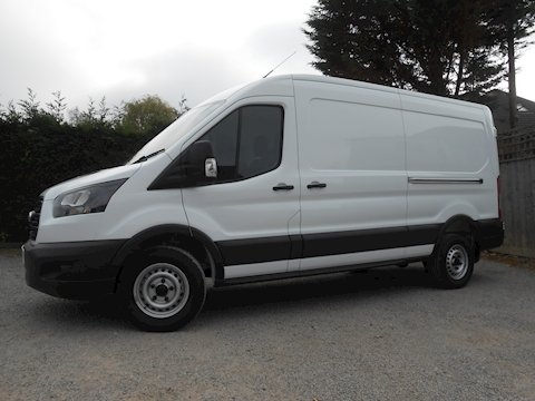 Ford Transit Leader 350 Euro 6, 2.0 130ps L3 H2 FWD