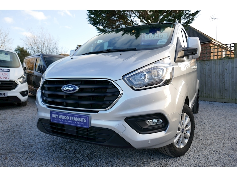 Ford Transit Custom image 10