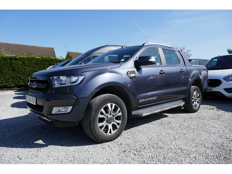 Ranger Wildtrak 4X4 Double cab 200ps Automatic Truck - Low miles - Great condition 3.2 4dr Pick-Up Automatic Diesel